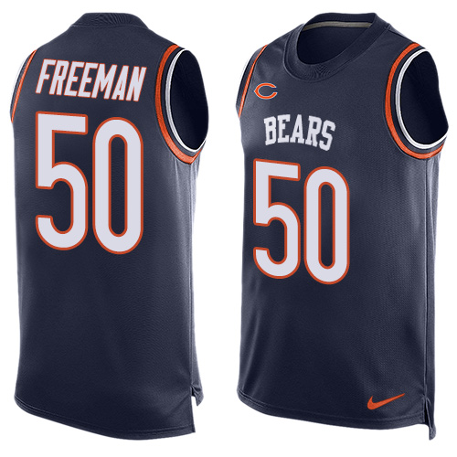 nfl Chicago Bears Aaron Brewer LIMITED Jerseys