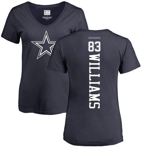 pro line women's dallas cowboys nick hayden team color jersey
